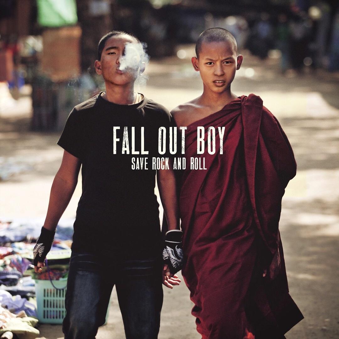 The Phoenix--Fall Out Boy (打倒男孩)  超燃带感单曲